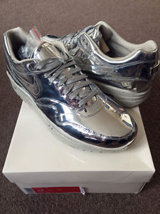 Chrome Liquid Silver Air Sp Sz New Metal Max 1 12 Nike Ds xdXIqtPq