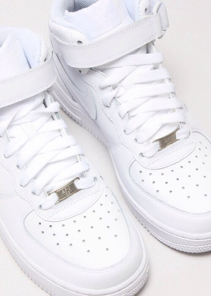 shoes cool white clean af shoes nike sneakers