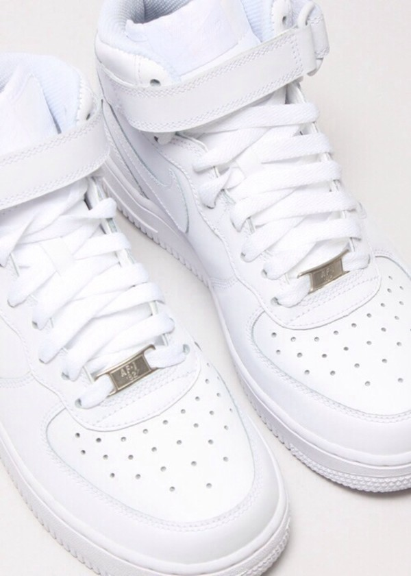 shoes cool white clean af dancing shoes nike sneakers nike air force