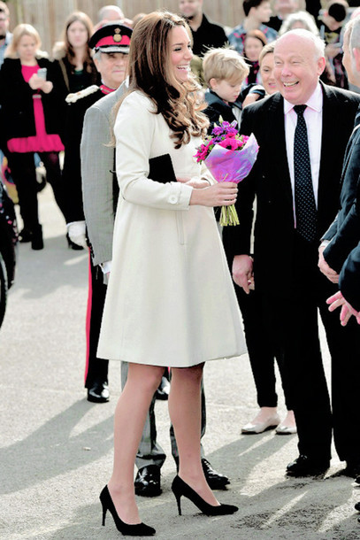 coat kate middleton pumps maternity shoes