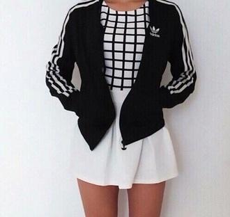 shirt jacket skirt