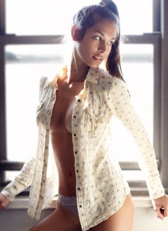 shirt blouse western shirt snap up shirt girly cotton shirt