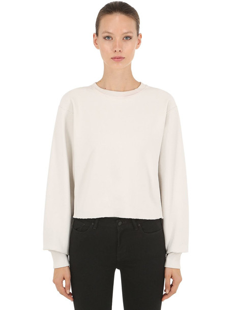 ALLSAINTS Navarre Sweater in white