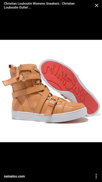 shoes christian louboutin sneakers