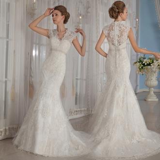 dress wedding clothes wedding dress lace wedding dresses mermaid prom dress mermaid wedding dresses mermaid/trumpet wedding dresses