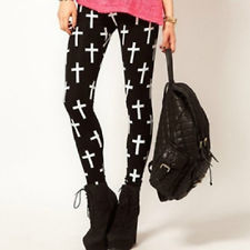 Cross Leggings | eBay