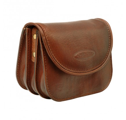 Women's Small Saddle Bags ǀ Maxwell Scott: The MedollaS ǀ Luxury Italian Leather - $223.99