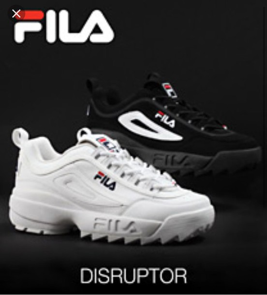 Shoes Fila Fila Sneakers White Red Blue Fila
