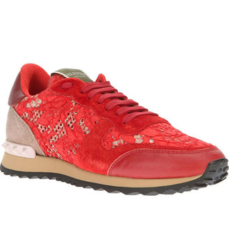 shoes valentino sneakers women