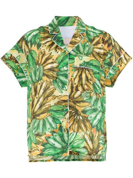 Sissa shirt women cotton top