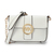 Michael Kors Crossbody Bags Fulton Messenger Small White