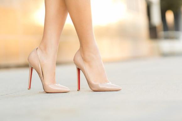 nude high heels nude high heels