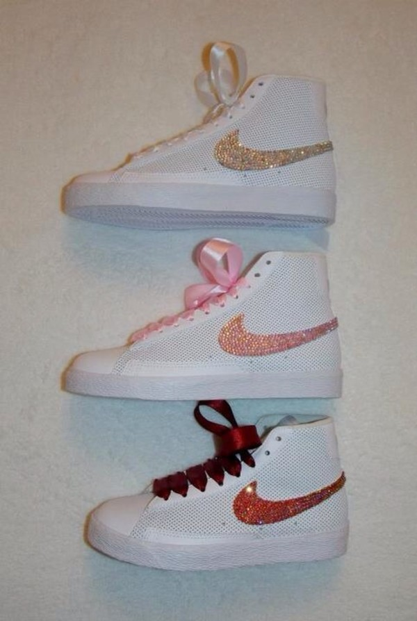 shoes bling swarovski trainers