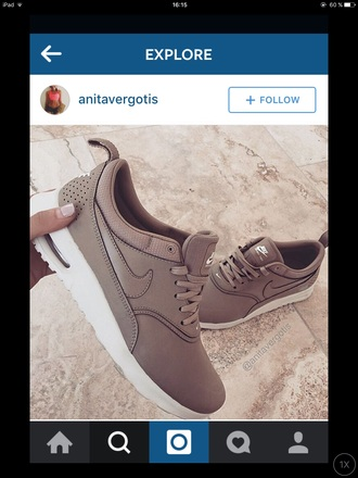 shoes fashion vibe nike nike running shoes brown nike shoes nike sneakers tumblr cute style nike nude air max nude beige nude nike air thea nude sneakers brown nike air thea low top sneakers tan beige nude nike theas nike air max thea sneakers beige nike thea neutral