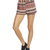 Ethnic Printed Challis Short | Wet Seal