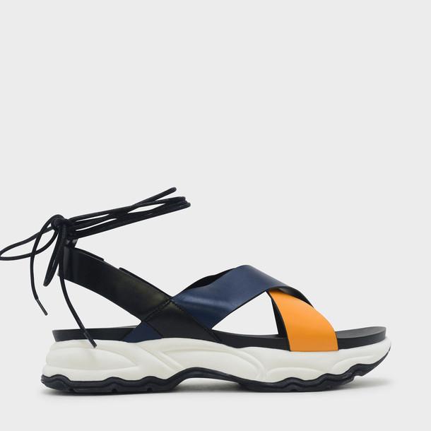 sandals lace shoes