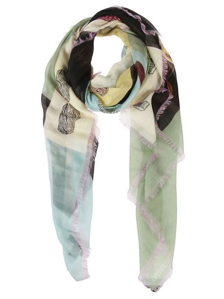 Valentino printed scarf scarf
