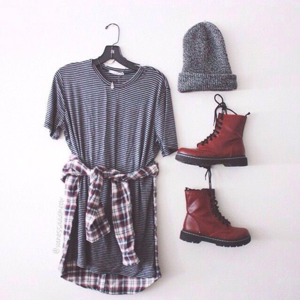 dress cute dress t-shirt dress striped dress