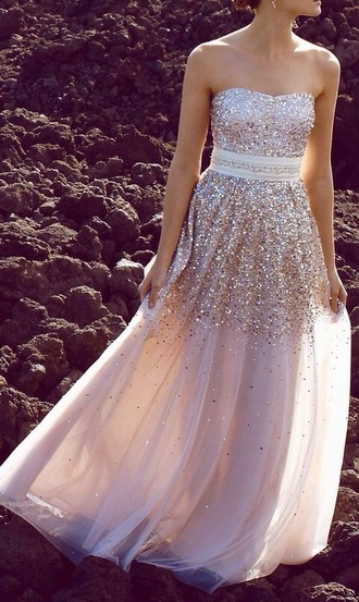 dress prom dress sequin dress