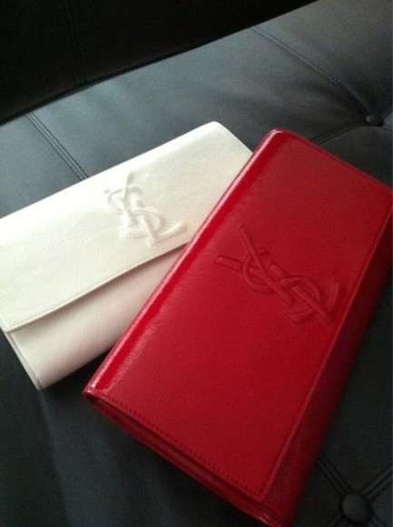 ysl yves saint laurent bag wallet