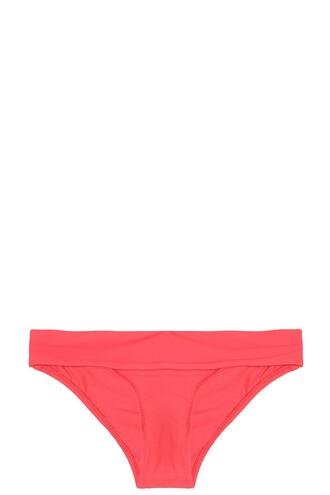 bikini bikini bottoms red swimwear