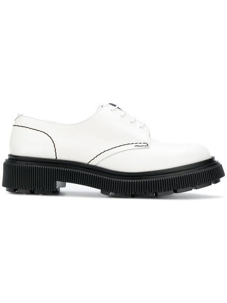 Adieu Paris women shoes leather white