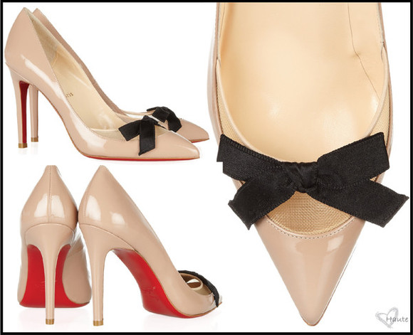 shoes christian louboutin love me 100