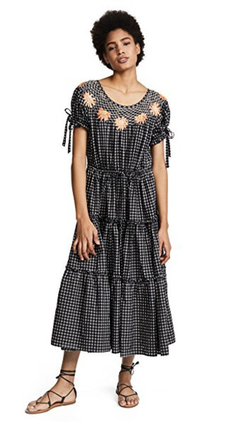 Innika Choo dress smock dress black
