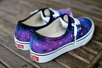 shoes vans cosmic vans galaxy