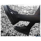 shoes,victoria shoes,victoria,sneakers,victoria sneakers,black,platform shoes,platform sneakers