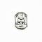 Buddha ➳ handmade silver ring