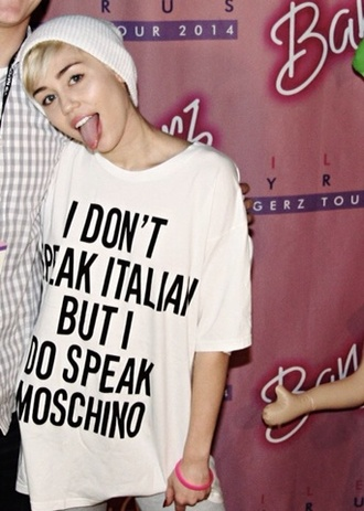 t-shirt miley cyrus miley ray cyrus white black writing cool bangerz bangerz tour bangerz tour meet and greet meet and greet meet & greet pretty tour music swag fierce sass sexy hot