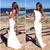 Cheap Wedding Dresses - Discount 2014 Vestidos Evening Dresses Long New Sexy Scoop Online with $82.93/Piece   DHgate
