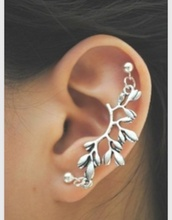 jewels,silver,earrings,helix piercing