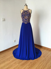 dress,prom dress,prom gown,gown,beaded dress,long dress,blue dress