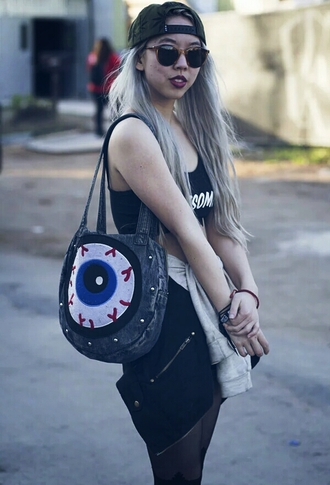 bag interesting alternative authenticity authentic snapback tights grunge