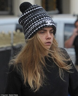 hat cara chanel beanie chanel hat cara delevinge beanie cara delevingne phone cover