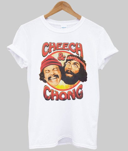 cheech and chong t shirt. Black Bedroom Furniture Sets. Home Design Ideas