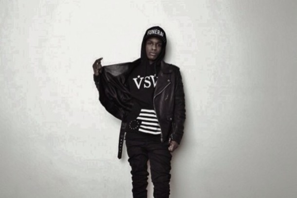 Product Features This Is A Man's Fashion VSVP Asap Rocky Trill As Soon As Possible Pants.