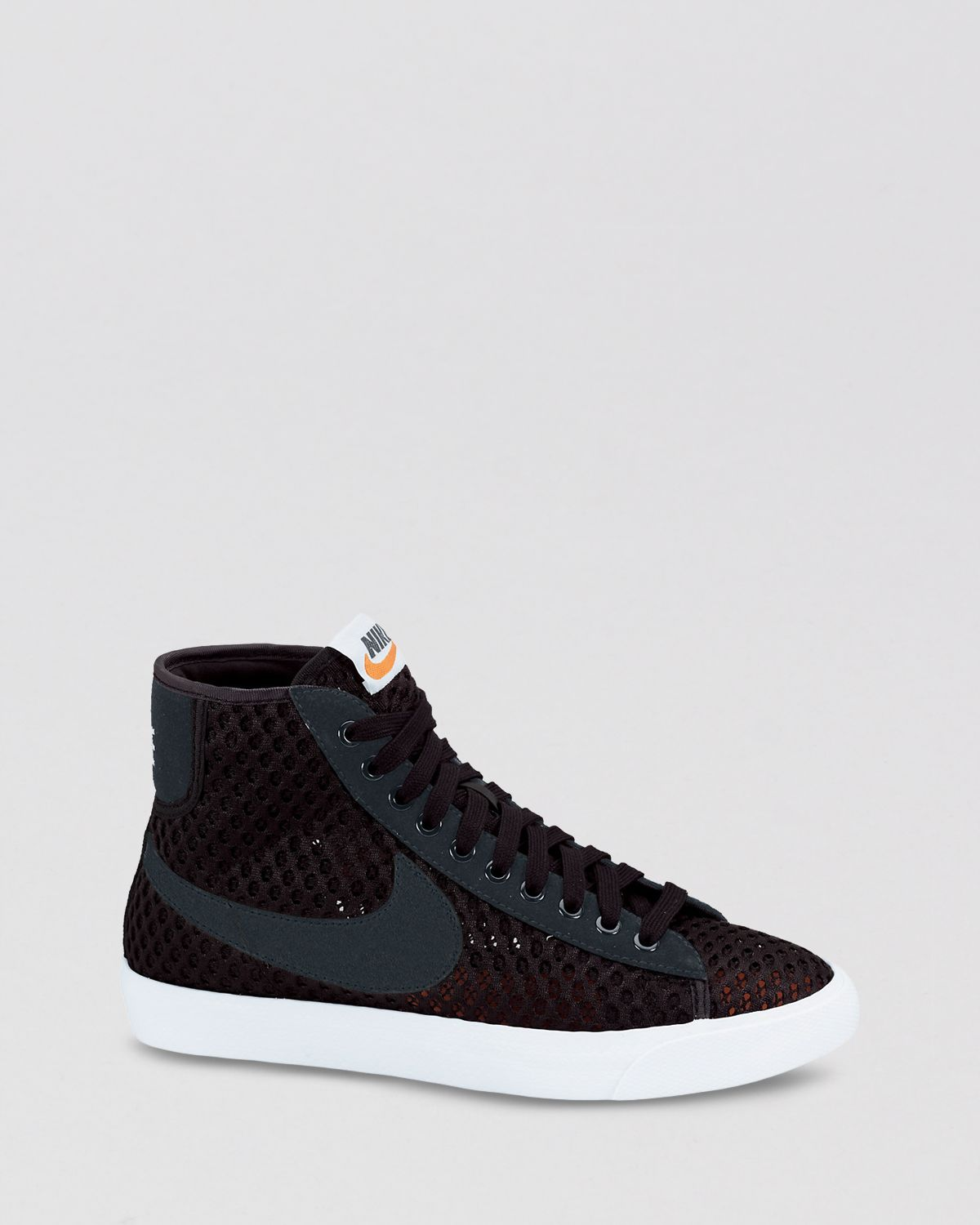 timeless design 66b69 89350 norway nike sneakers lace up high top sneakers womens blazer mid mesh  bloomingdales 7ea93 14301