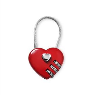 home accessory love heart locker
