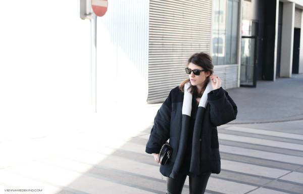 vienna wedekind coat pants bag jewels shoes jacket