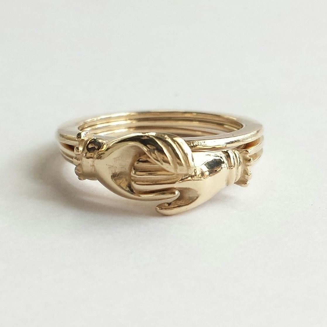 Fede Gimmel Ring Buy