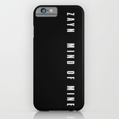 phone cover,mind of mine,zayn malik,pillowtalk,pillow talk,mom,one direction,cool,tumblr,quote on it,quote on it phone case,directioners,black and white