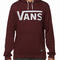Vans vans classic hoodie - port royale pebble