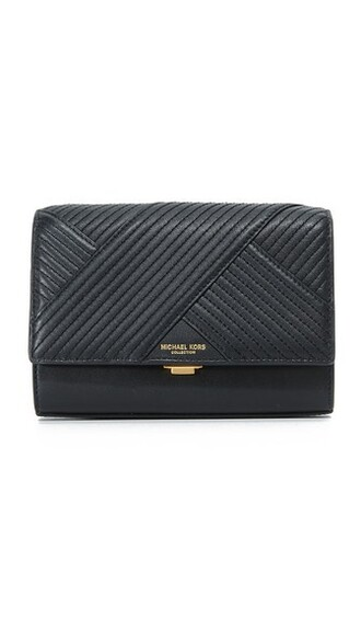 clutch black bag