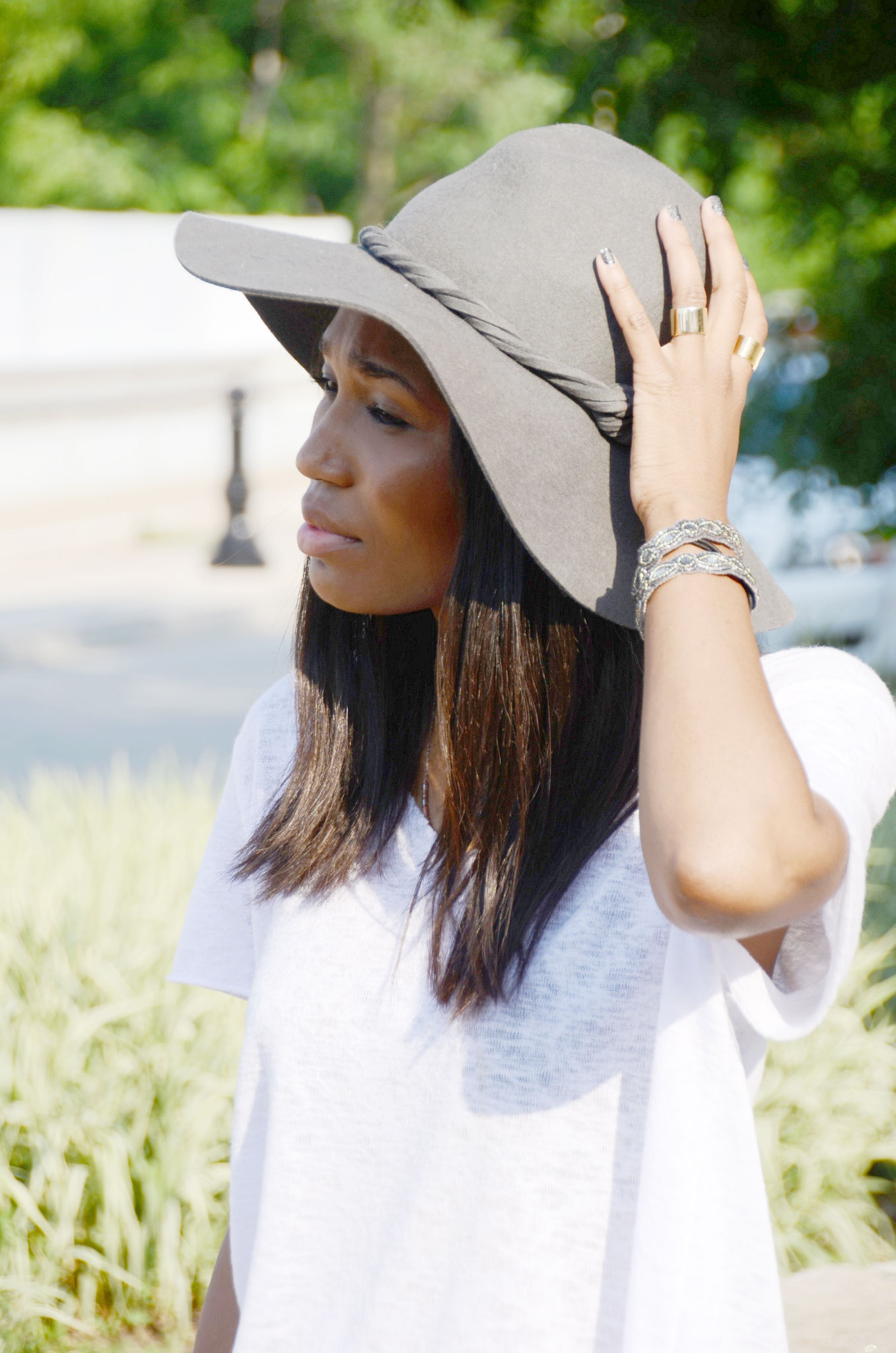 Free People Hats | Four One Oh! | Baltimore Fashion Blogger