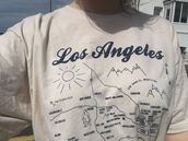 shirt,cute,tumblr,losangeles,los angeles,long sleeves,white,map,sun,vintage,love,la,black,pretty,t-shirt,map print,white t-shirt,aesthetic,tumblr outfit,top,california,graphic tee,women t shirts,tumblr girl,tumblr clothes,maps print,los angeles style,la shirt,tumblr shirt