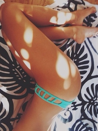 swimwear blue bikini underwear blue swimwear bikini bottoms bikini bottoms aloha summer top swimwear swimsuits lace swimwear coral