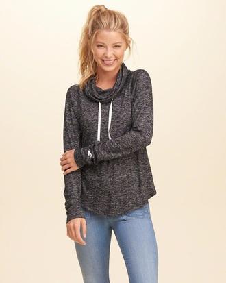 shirt sweater grey